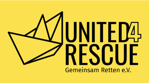 united4rescue logo